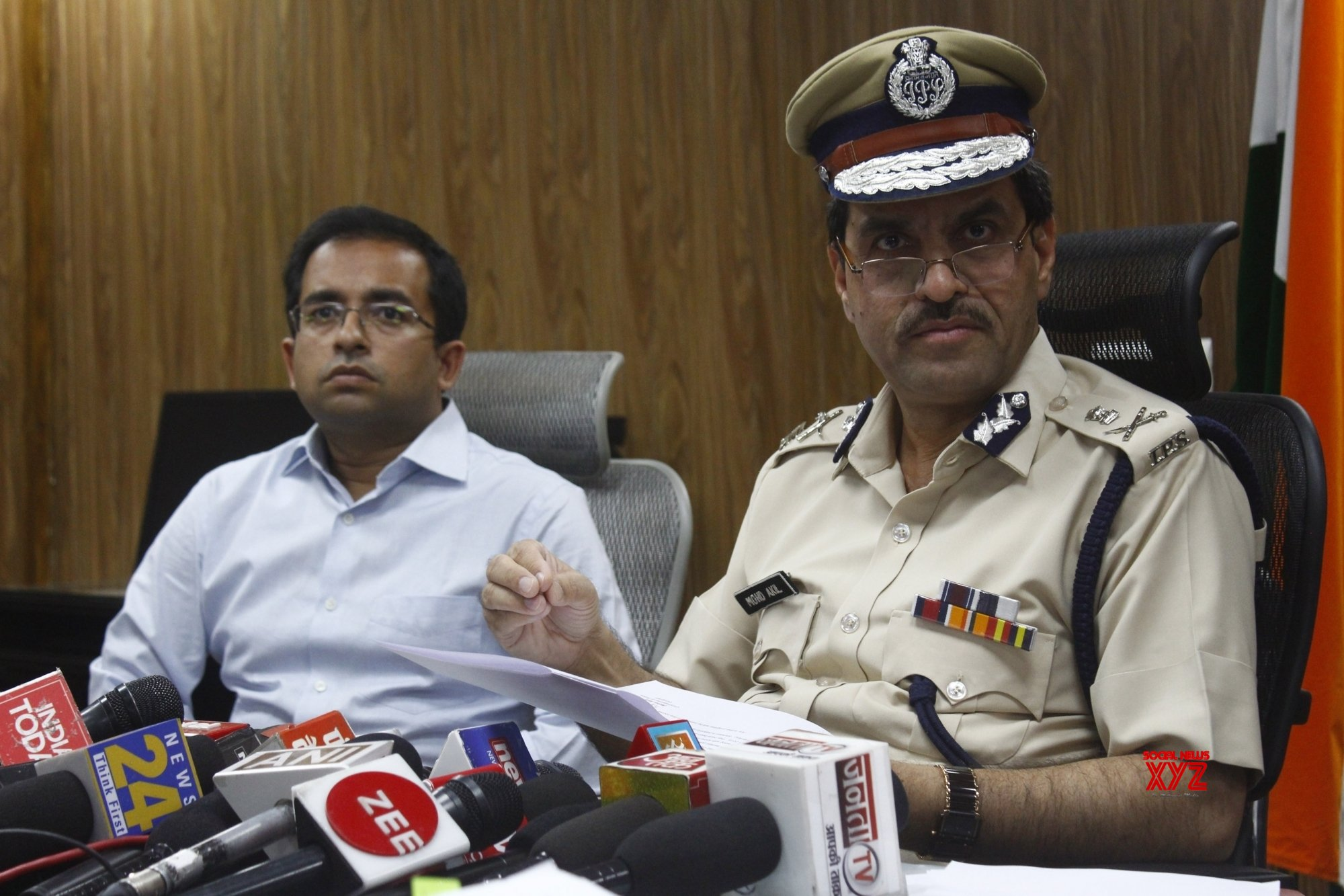 Akil, Mishra promoted to DGP rank in Haryana