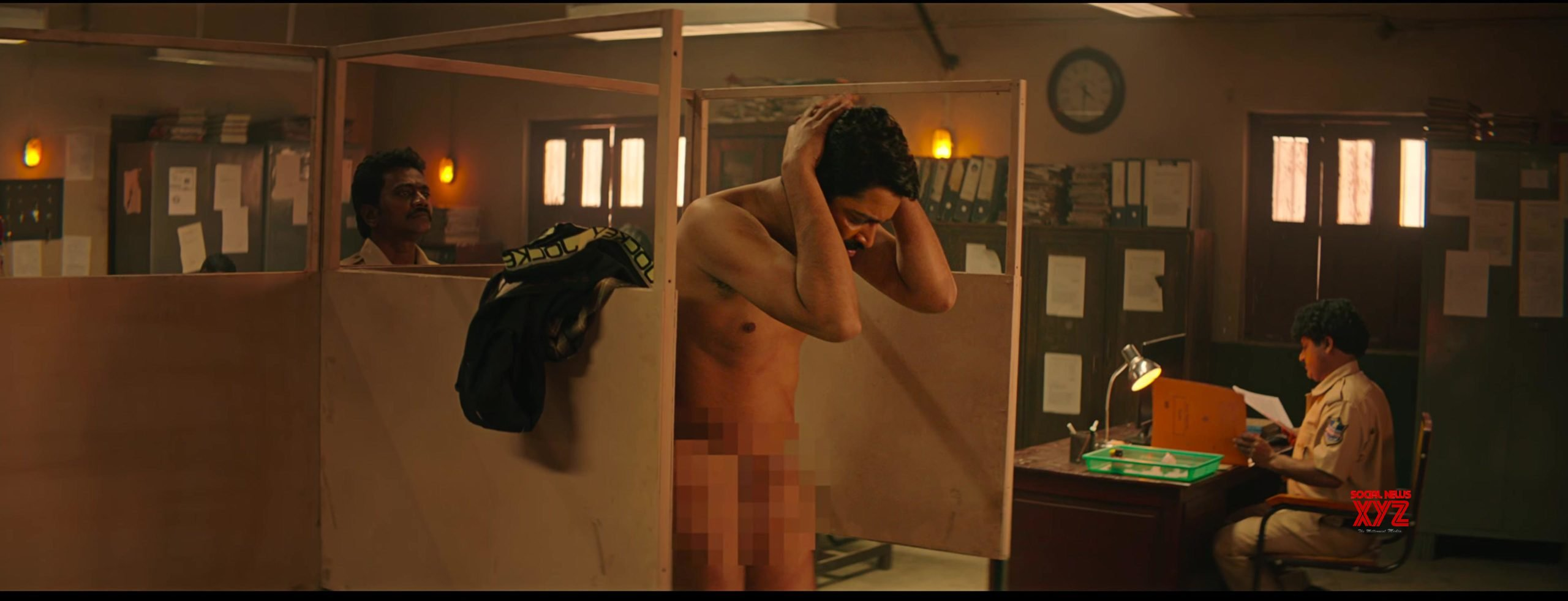 Allari Naresh's Naandhi Movie Teaser Stills