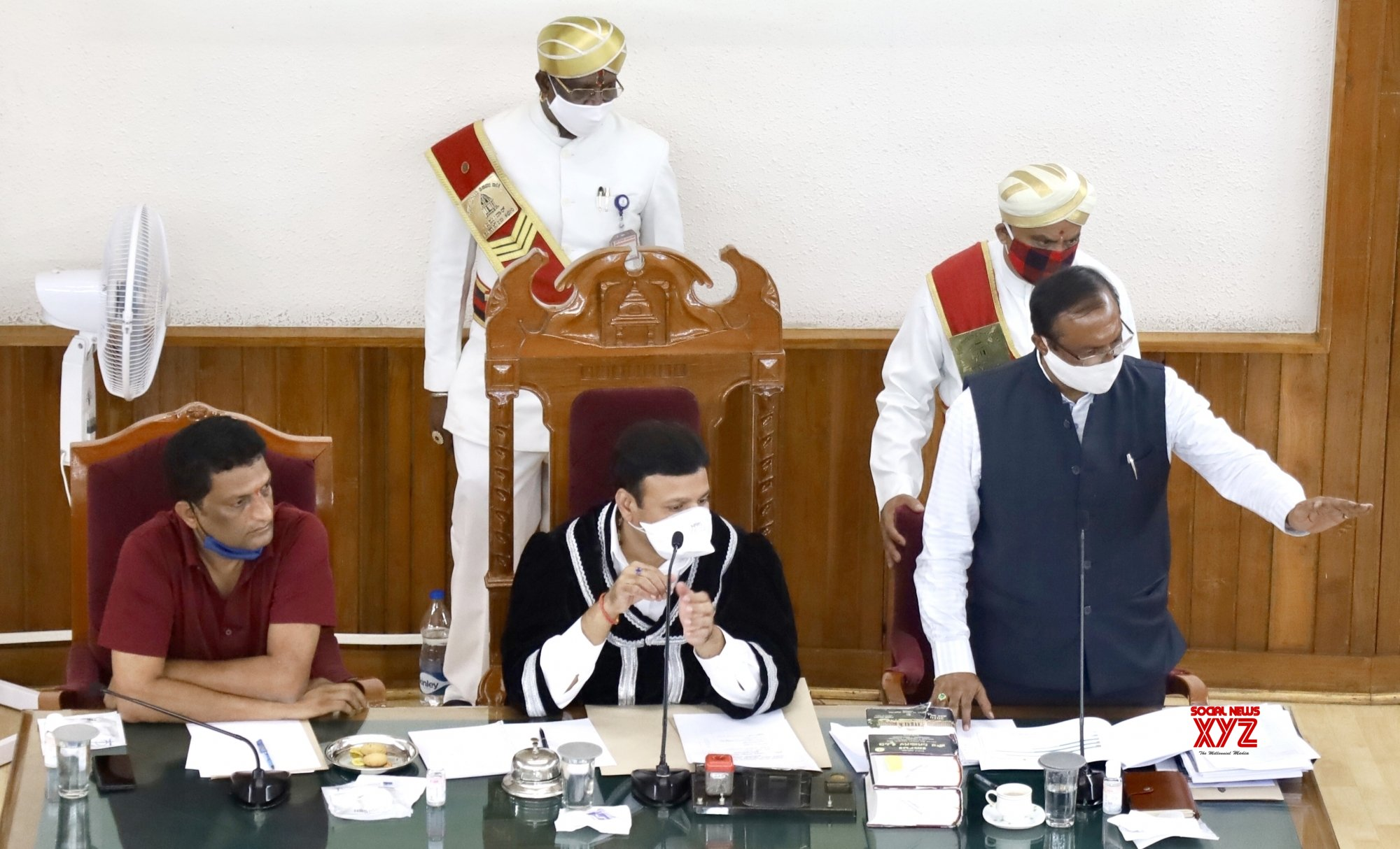 Bengaluru: BBMP Council Session #Gallery
