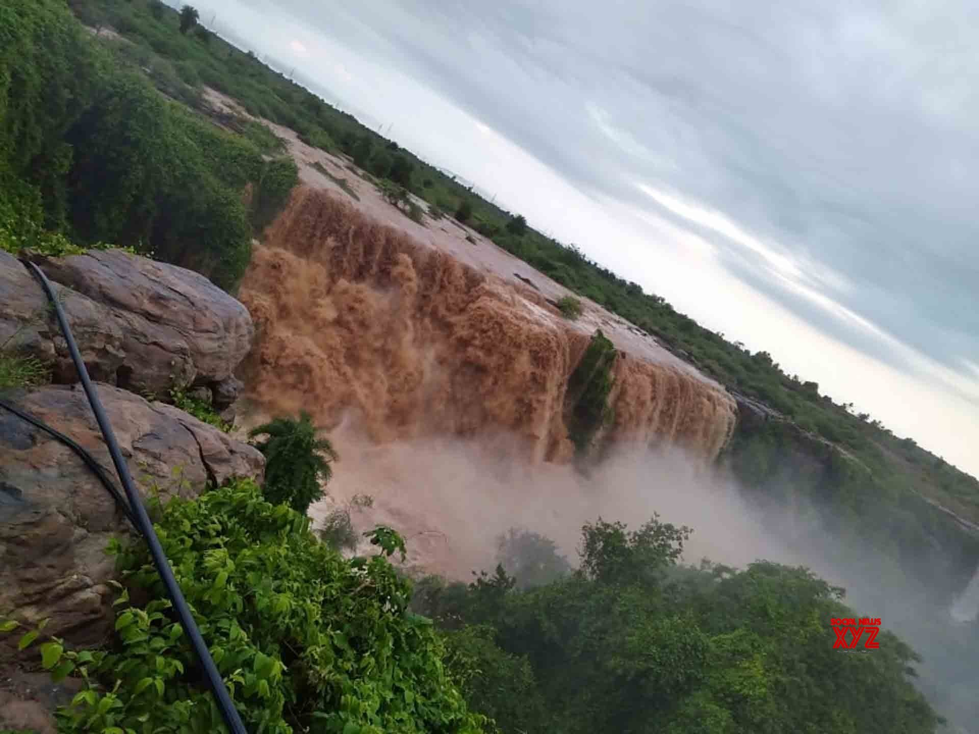 Guntur: Ethipothala Waterfalls post monsoon showers #Gallery