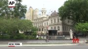 Protesters continue to occupy NY city hall area (Video)