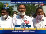 Gas Leak at Pharma Plant   TDP Leader Bandaru Sathyanarayana Murthy Demands Rs.1 Crore Compensation  (Video)