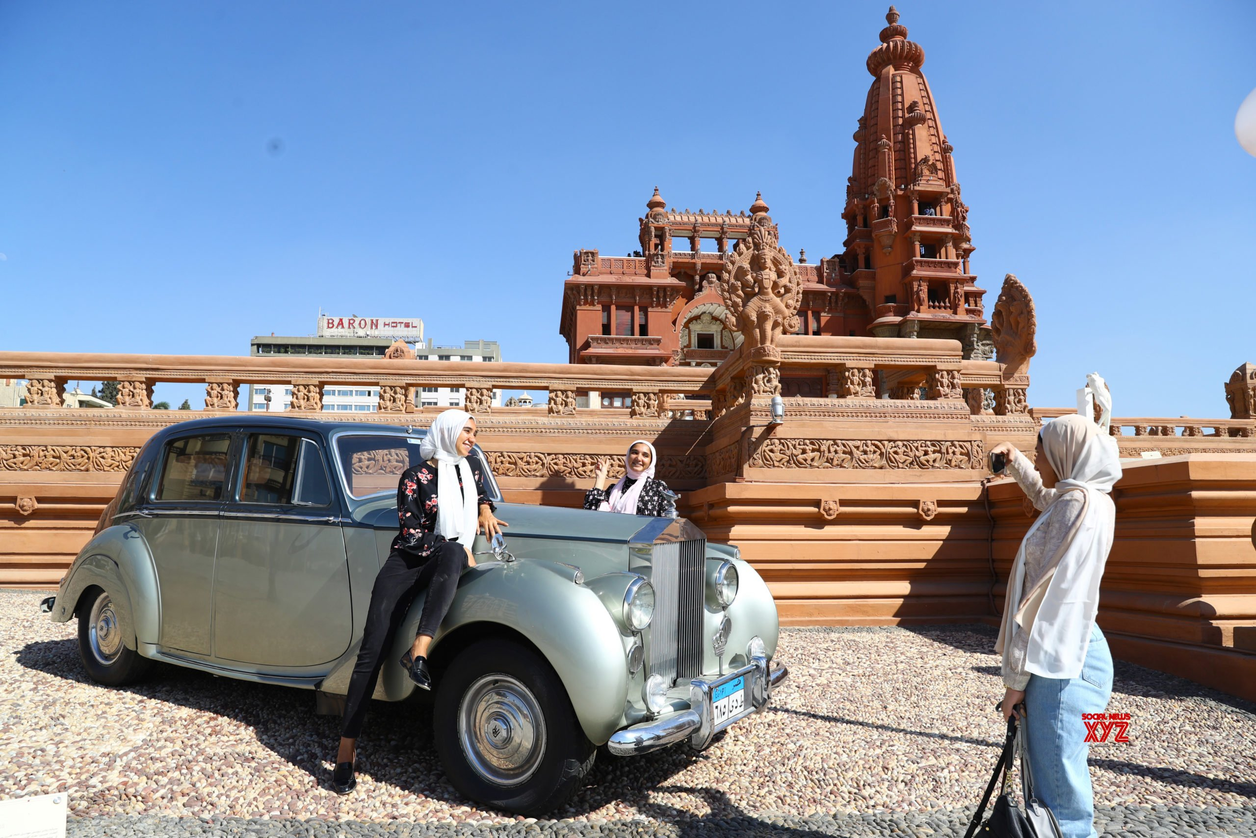 EGYPT - CAIRO - BARON EMPAIN PALACE - REOPENING #Gallery