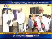 MP TG Venkatesh Seeks Govt to Make Arrangements For Tungabhadra Pushkaralu | Kurnool Dist  (Video)