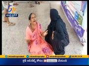 Grama Volunteer Attempts Suicide | Due to Irregularities in House Site Pattas @ B. Kothakota  (Video)