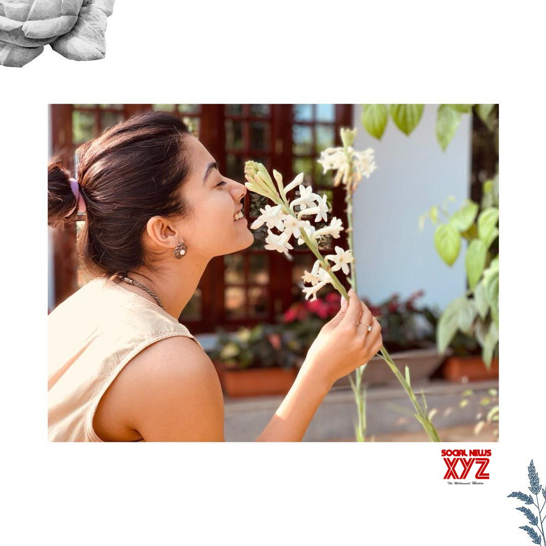 Actress Rashmika Mandanna Latest Stills
