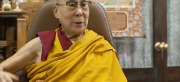 Dharamsala: Tibetan spiritual leader the Dalai Lama message to members of the Tibetan community on the occasion of his 85th birthday from his residence in Dharamsala on July 6, 2020. (Photo: Facebook/@DalaiLama)