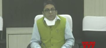 West Bengal Home Secretary Alapan Bandyopadhyay