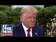 President Trump goes one-on-one with Chris Wallace (Video)