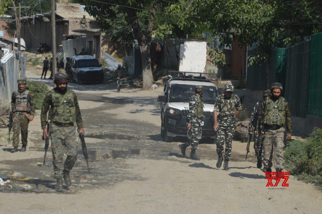 One terrorist killed in Kashmir encounter