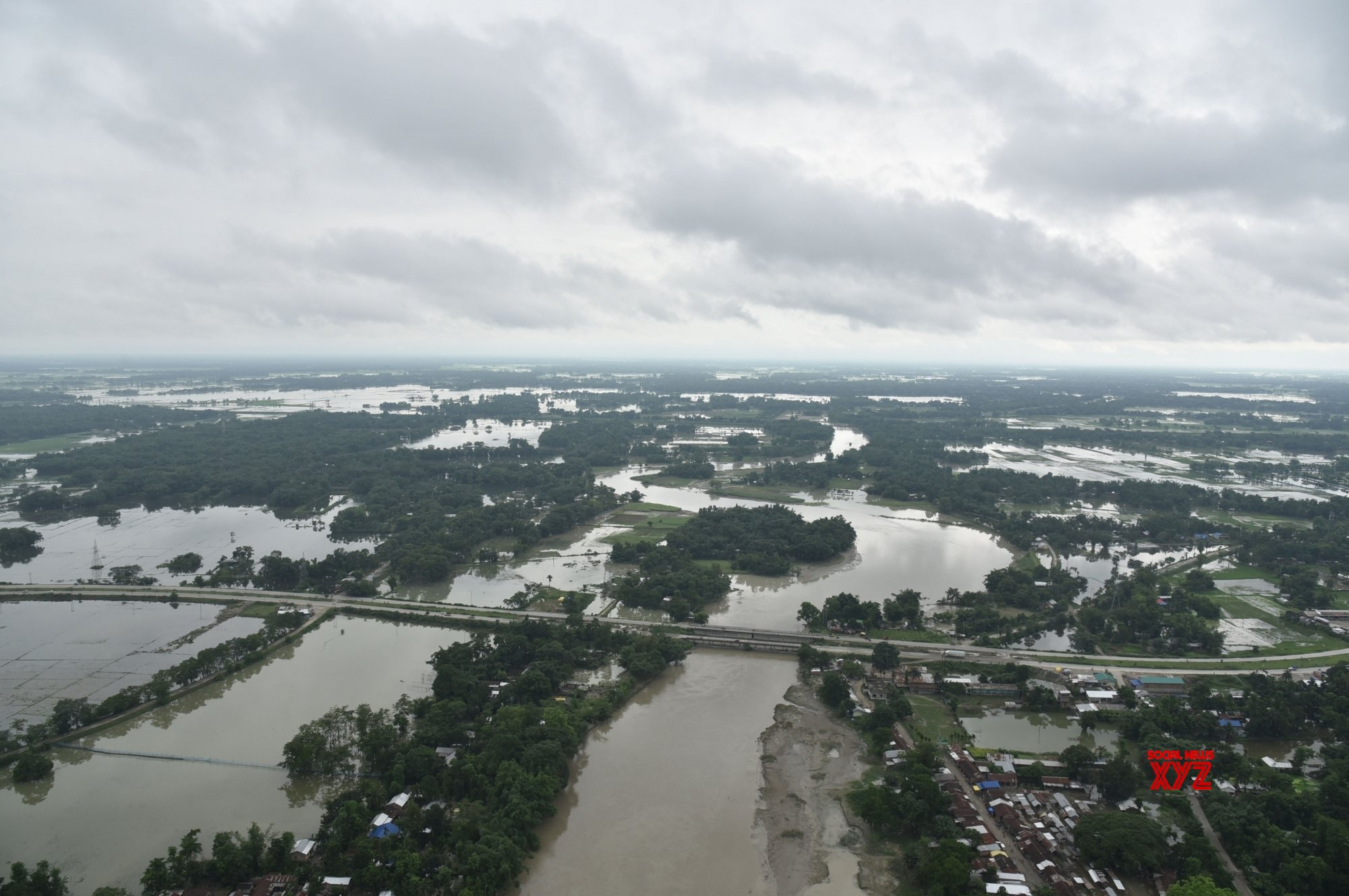 Assam flood situation improving, affected tally dips to 9 lakh