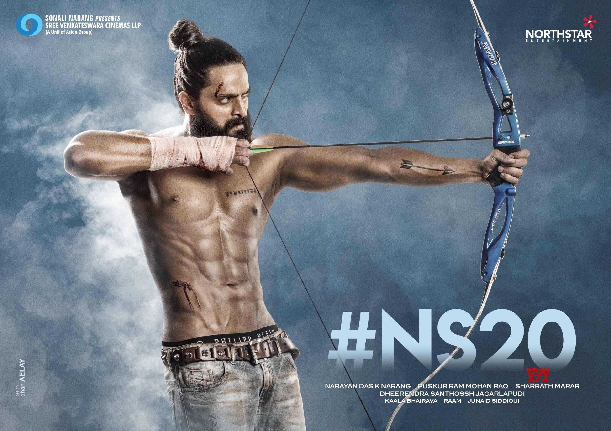Naga Shourya's #NS20 First Look Launched On Occasion Of Narayan Das Narang Birthday