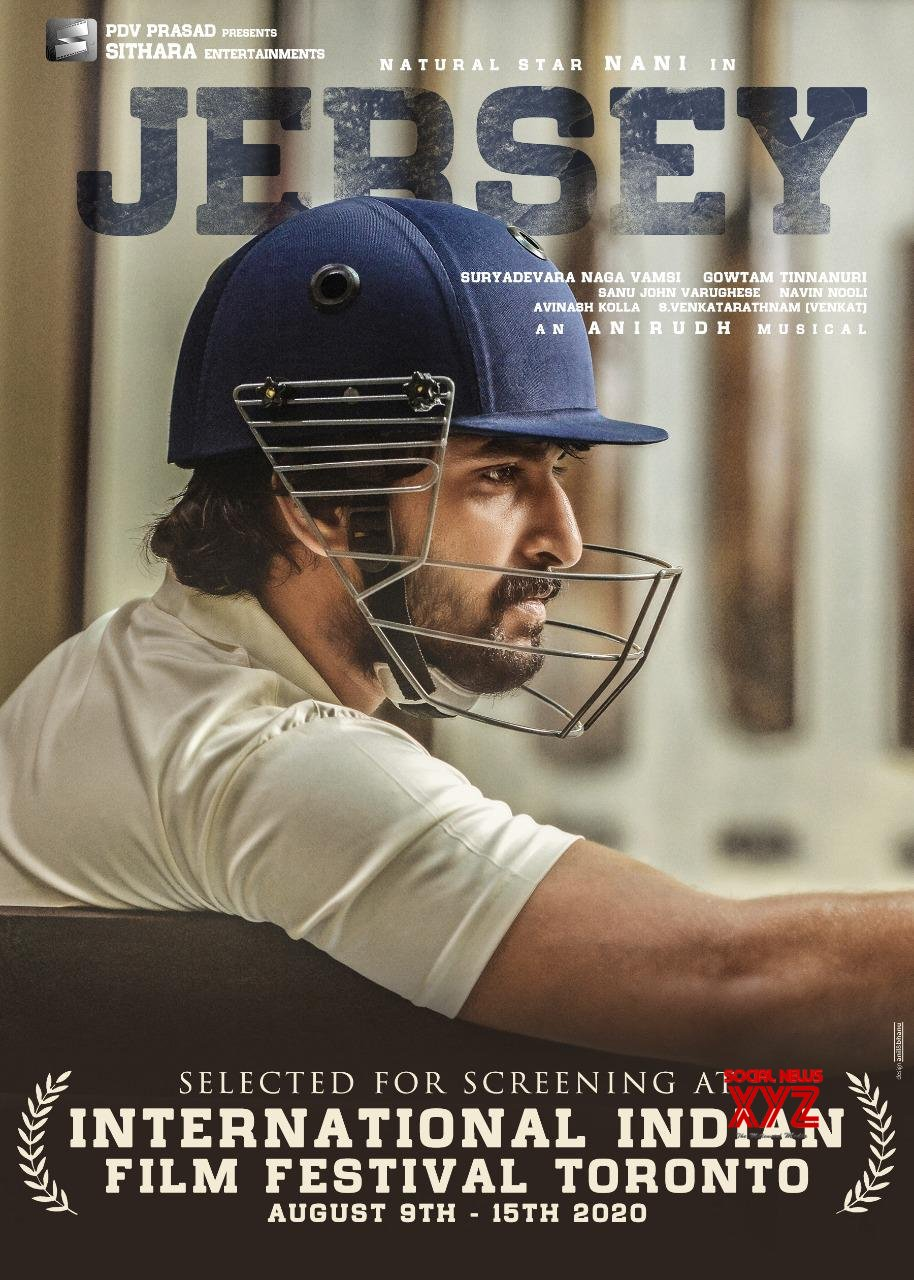 Nani's Jersey Selected For Screening At The Indian International Toronto Film Festival