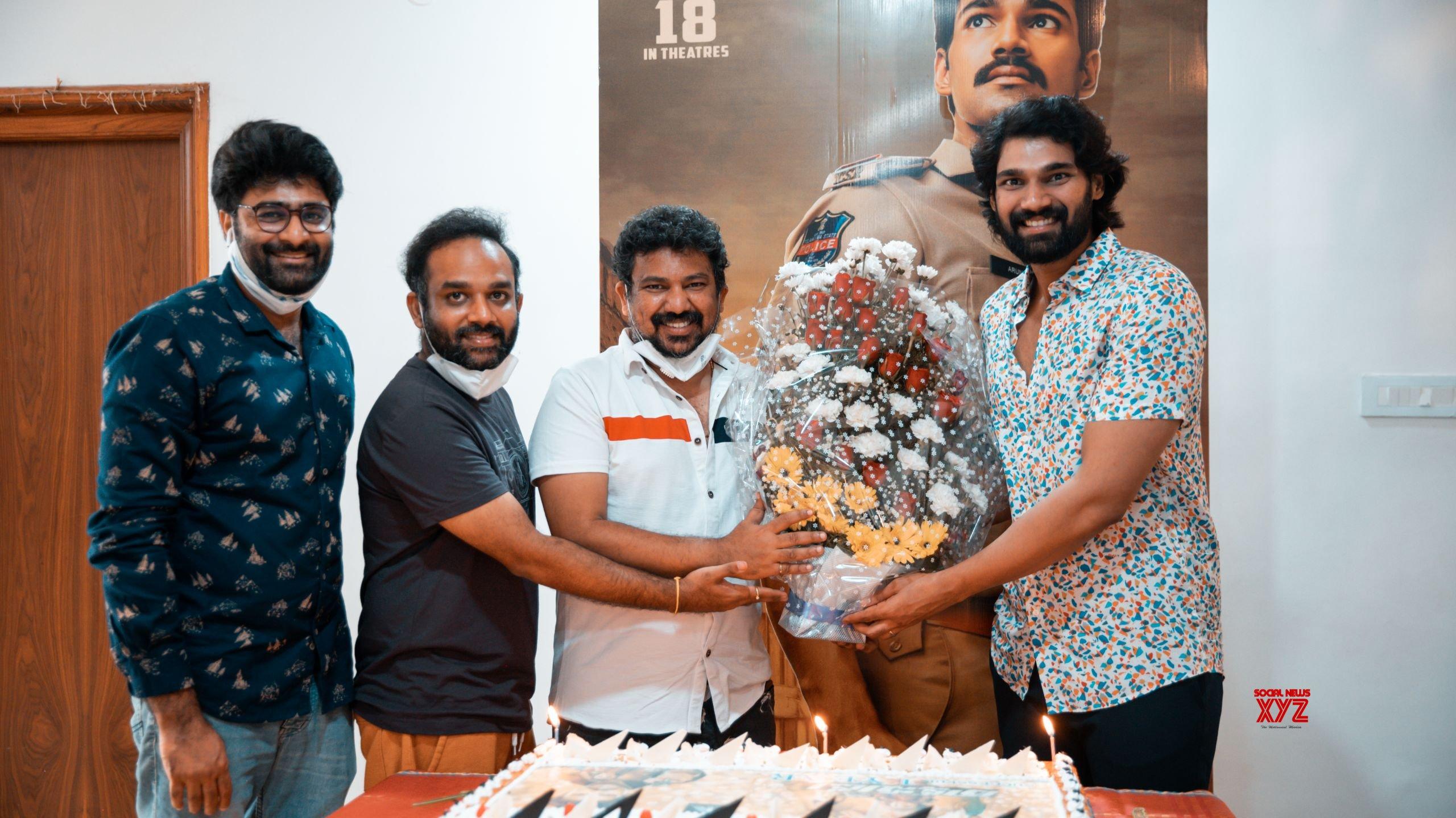 Bellamkonda Sai Sreenivas's Rakshasudu Movie 1 Year Celebrations HD Gallery