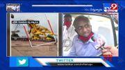 Kin of victims in AP crane mishap to get Rs 50 lakh ex-gratia - TV9 (Video)