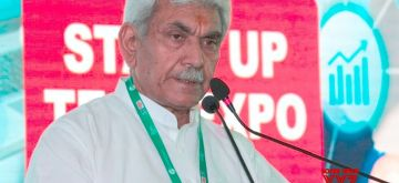 Bengaluru: Union Communication Minister Manoj Sinha addresses at the valedictory session of 'ICT & IoT Startup Tech Expo 2018' at ITI Bangalore in Bengaluru on Sept 2, 2018. (Photo: IANS)