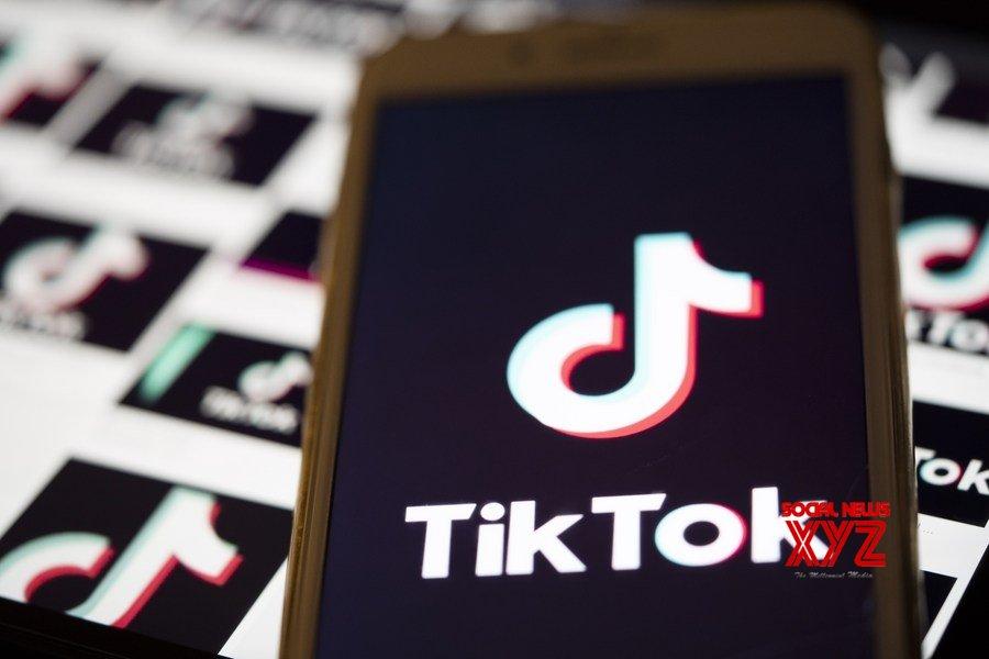 The logo of TikTok #Gallery