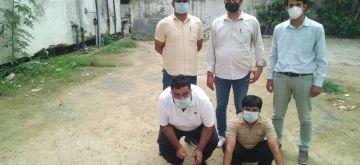 Junior Statistical officer, aide arrested for supplying guns in Delhi on Fake licenses