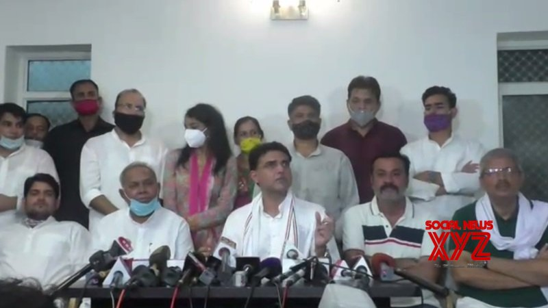 Quite hurt with the kind of words used against me: Sachin Pilot