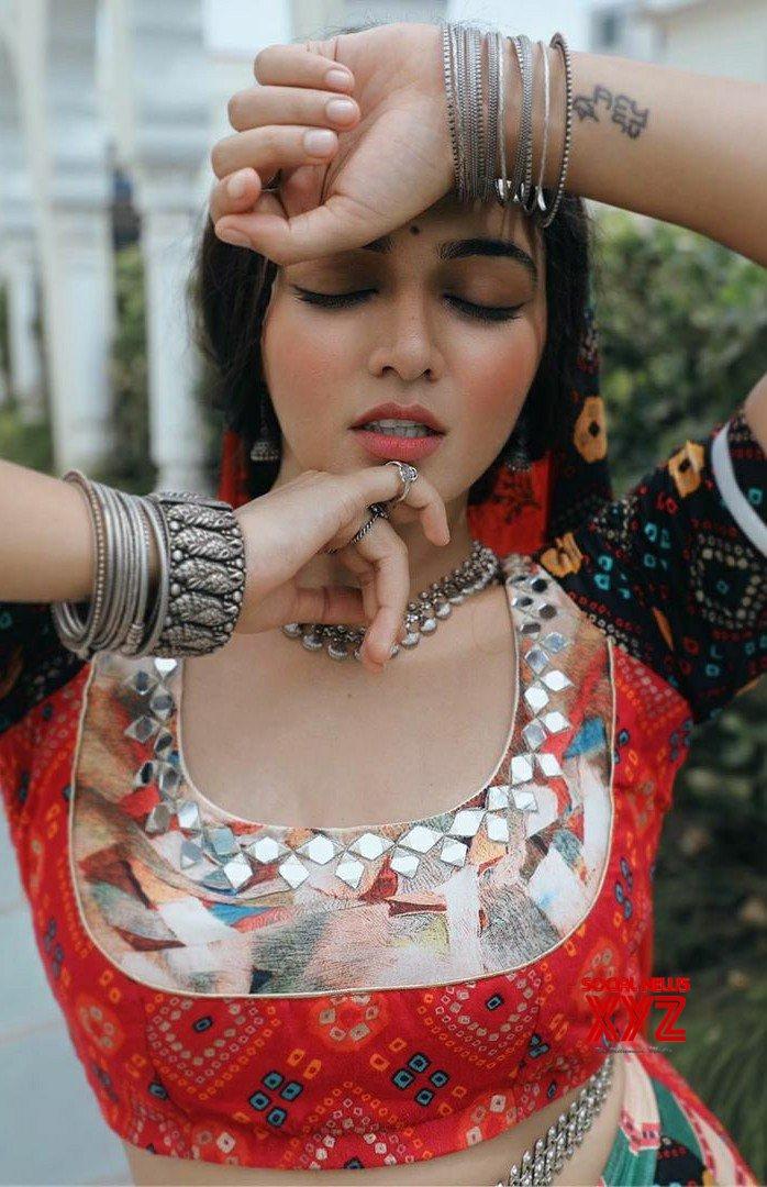 Actress WamiQa Gabbi Hot New Stills