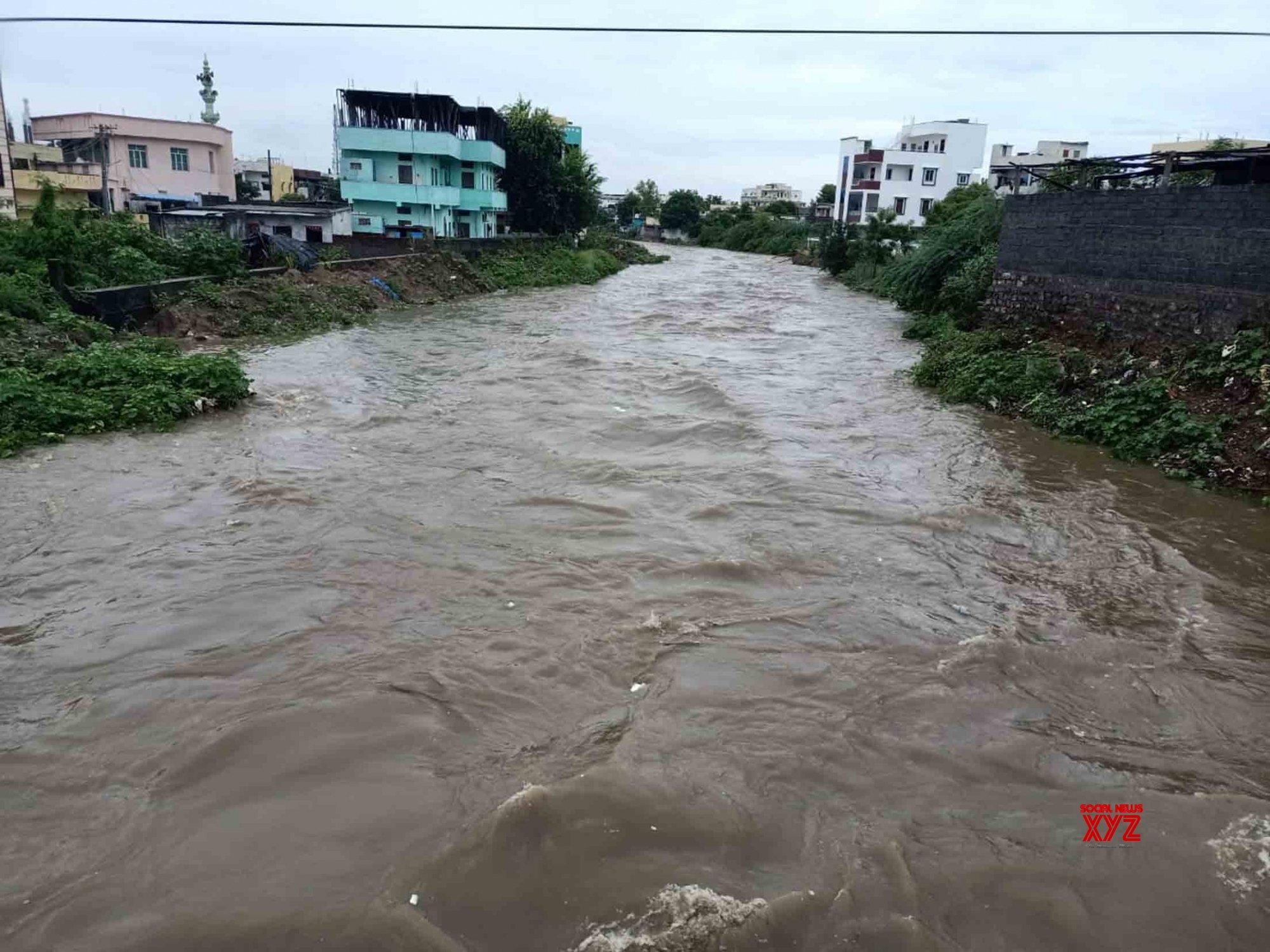 Warangal: Flood - hit Warangal #Gallery