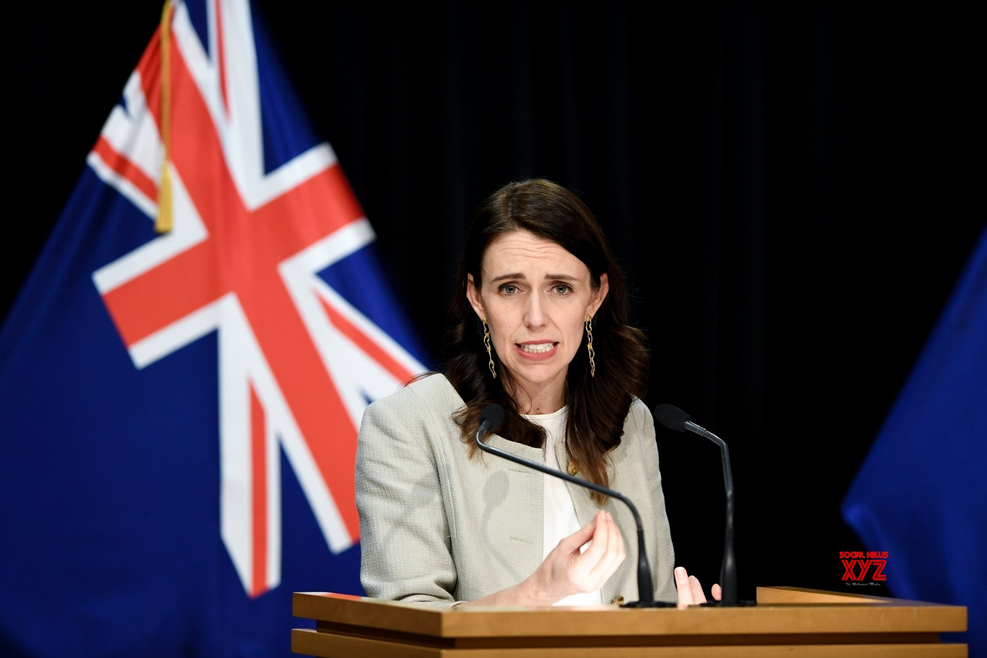 NZ PM expects to form new govt before official poll results