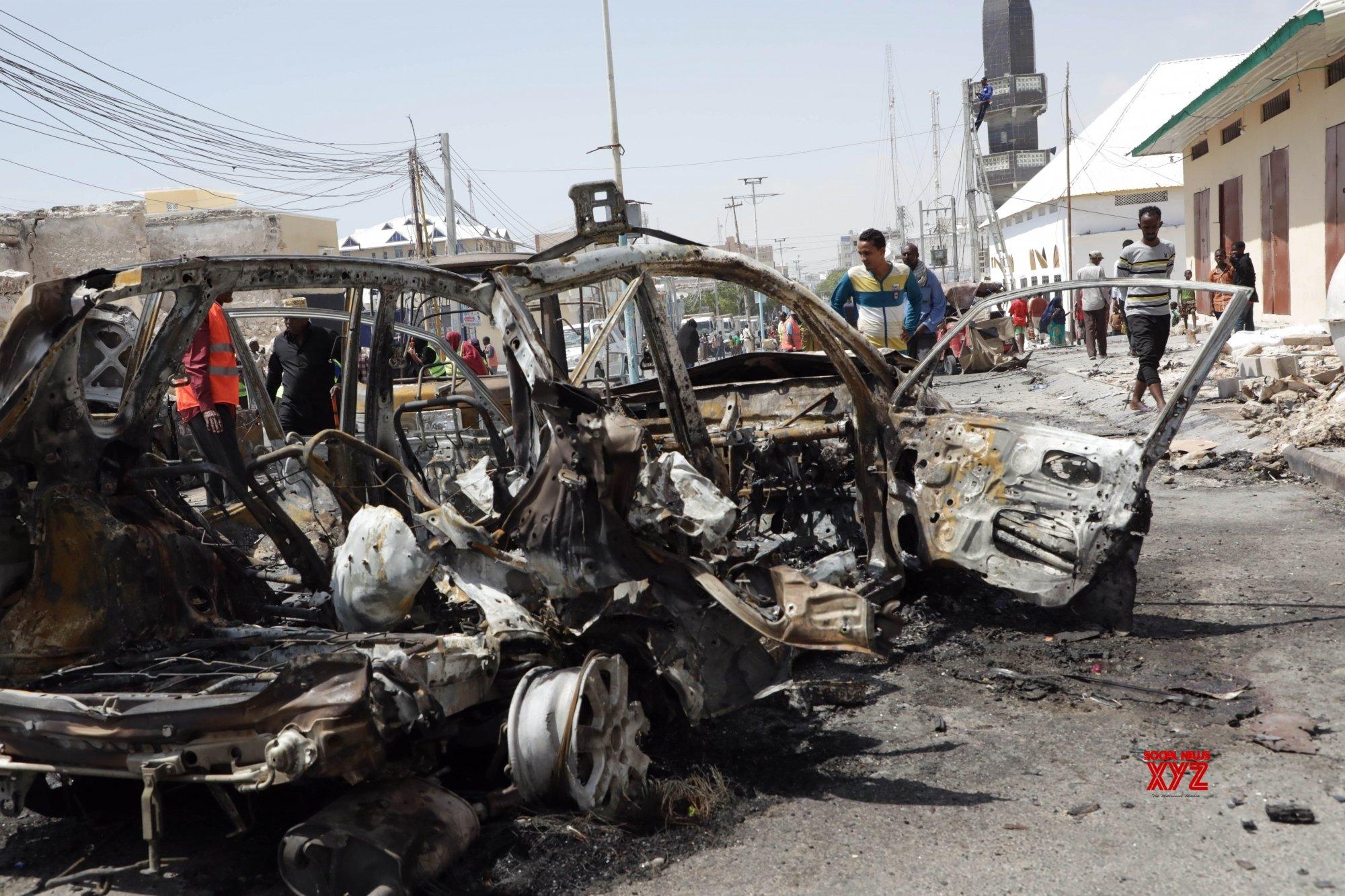 Islamic militant group al Shabaab attacks Somalia hotel, 15 dead