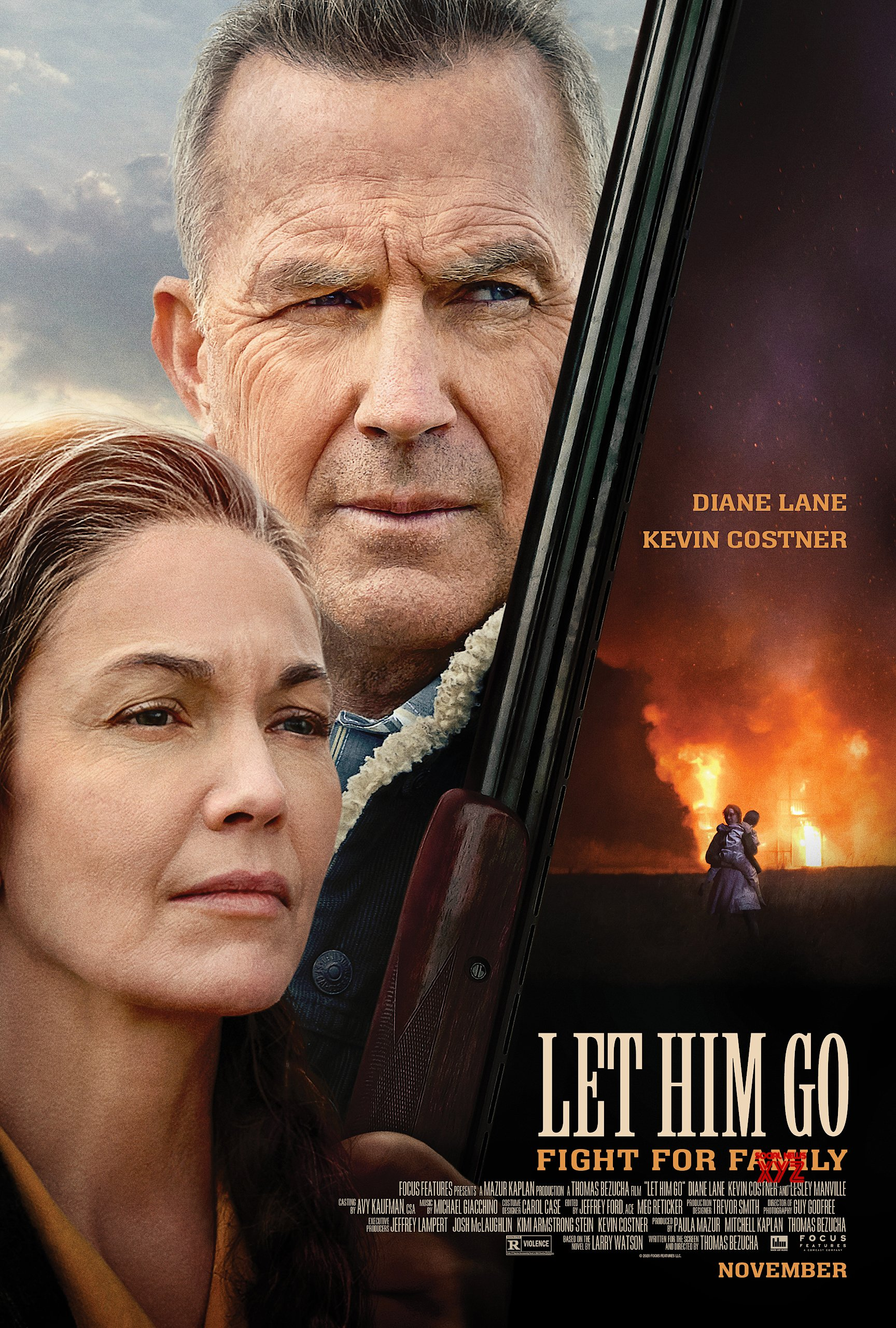 Let Him Go Movie First Look Hd Posters Social News Xyz