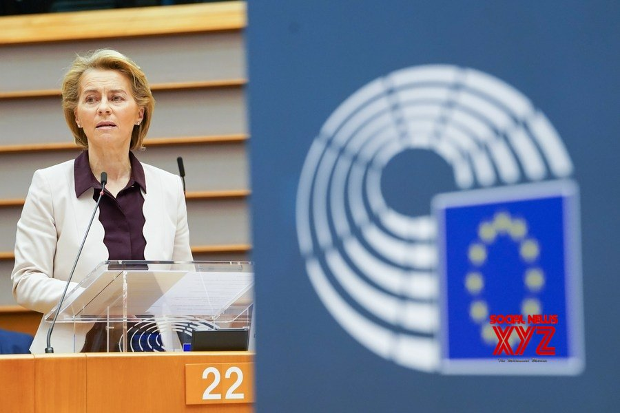 Von der Leyen calls for global ambition to protect biodiversity