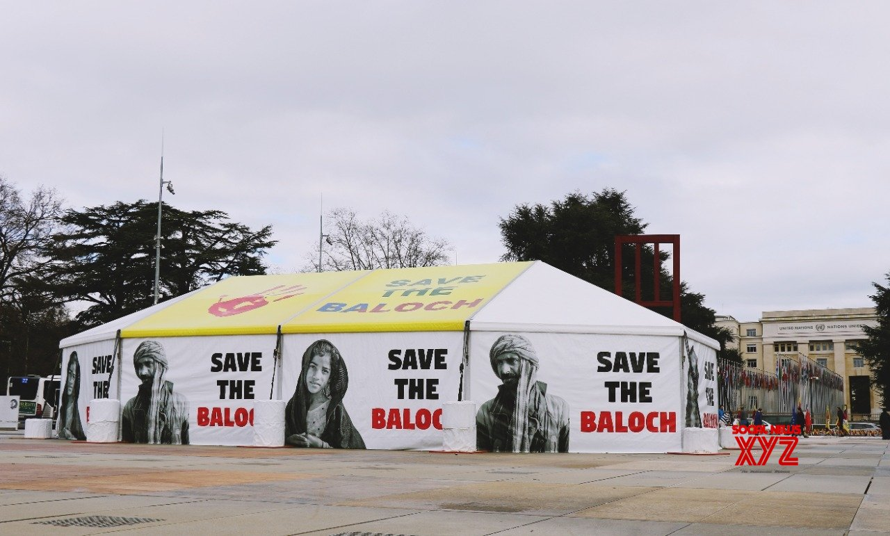 India must play active role in Baloch freedom struggle