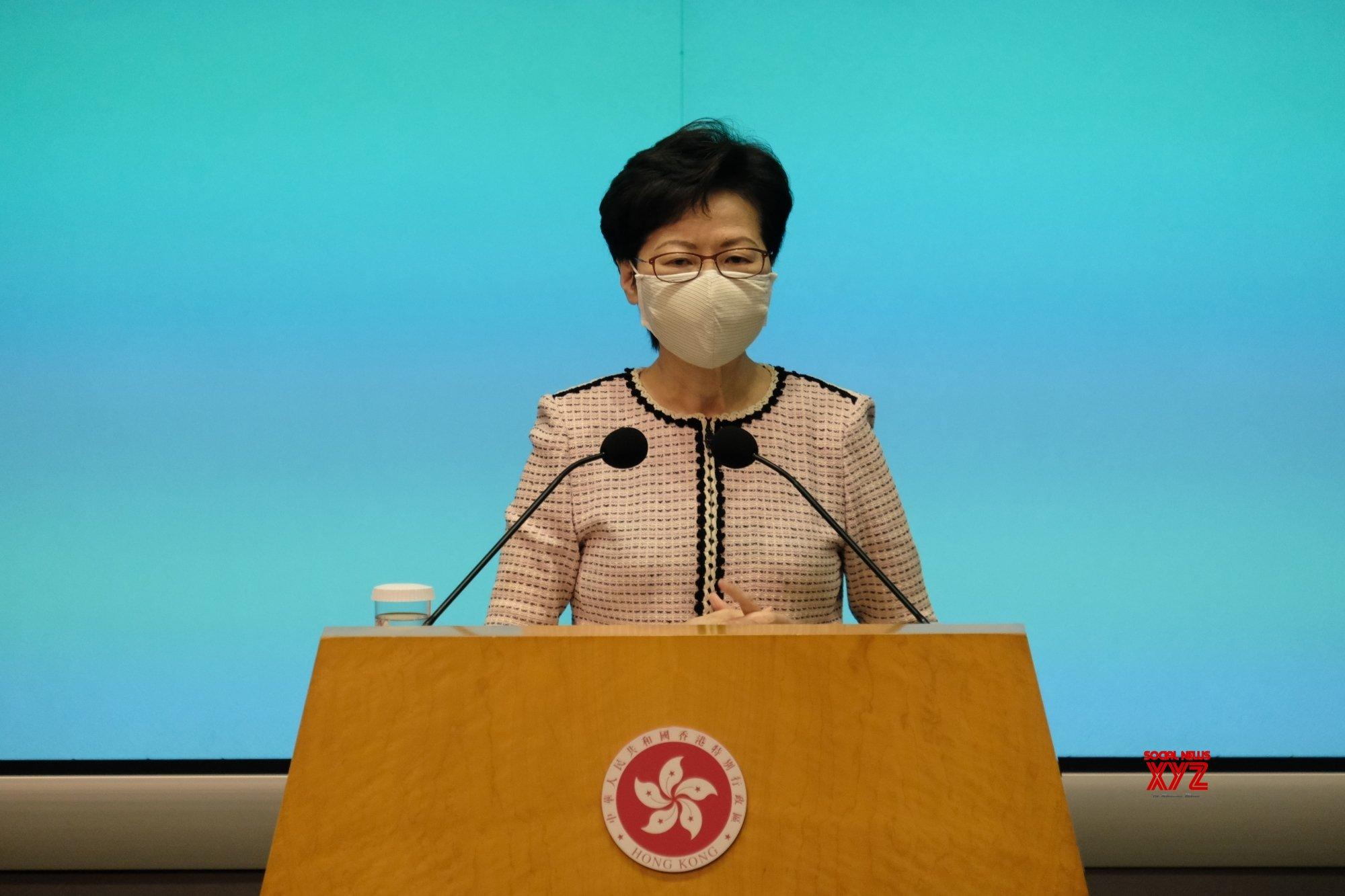 HK tightens social distancing measures