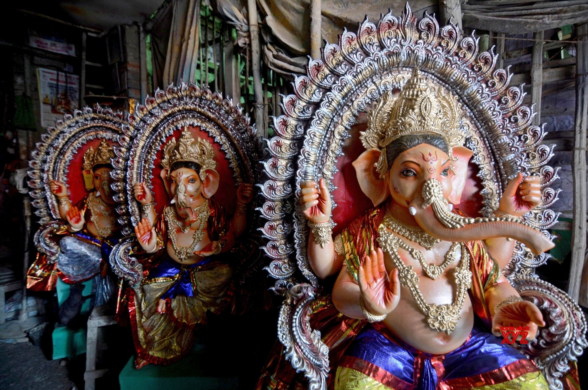 KVIC to begin online booking of Lakshmi-Ganesh idols