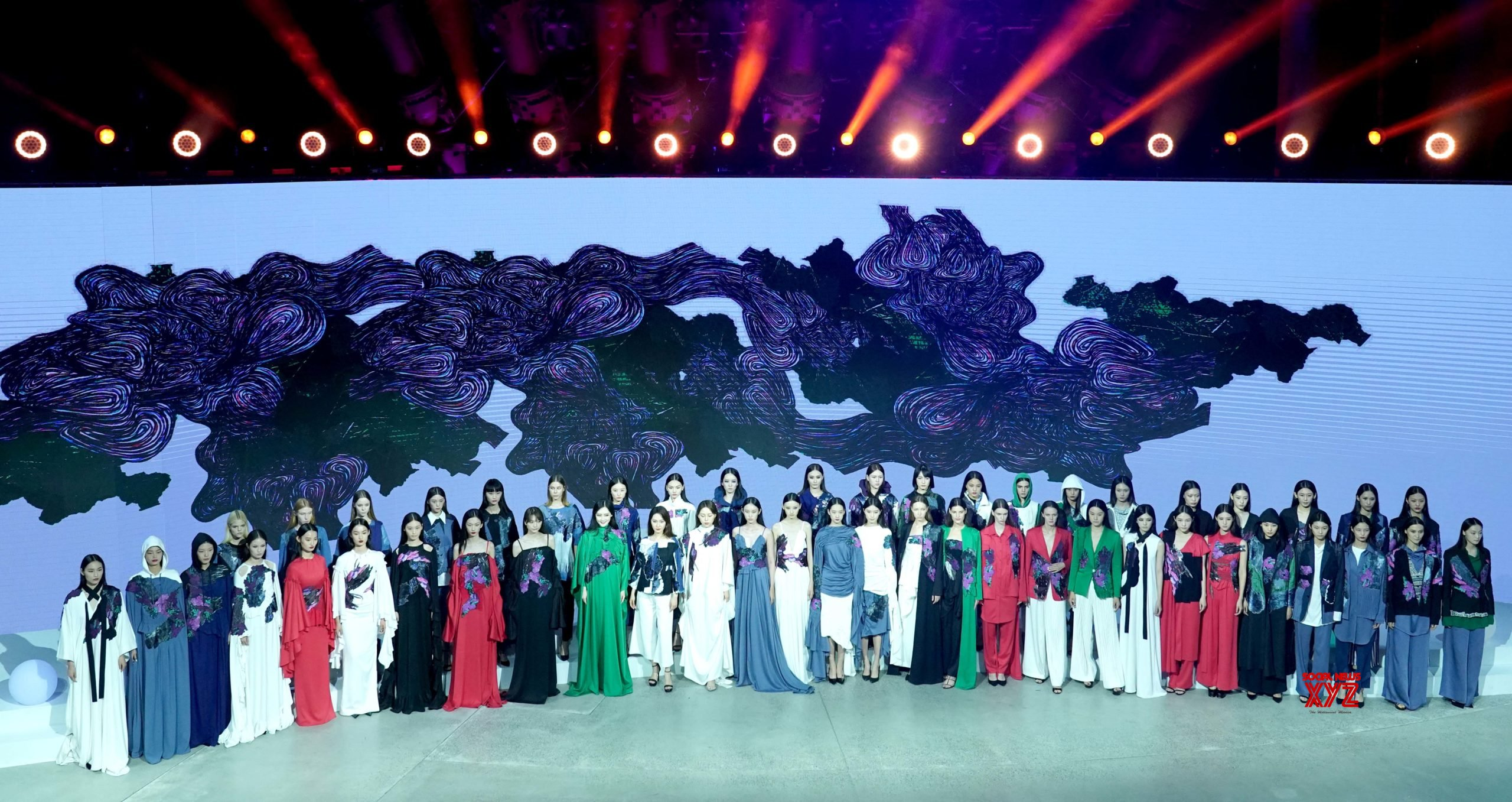 CHINA - BEIJING - FASHION WEEK #Gallery