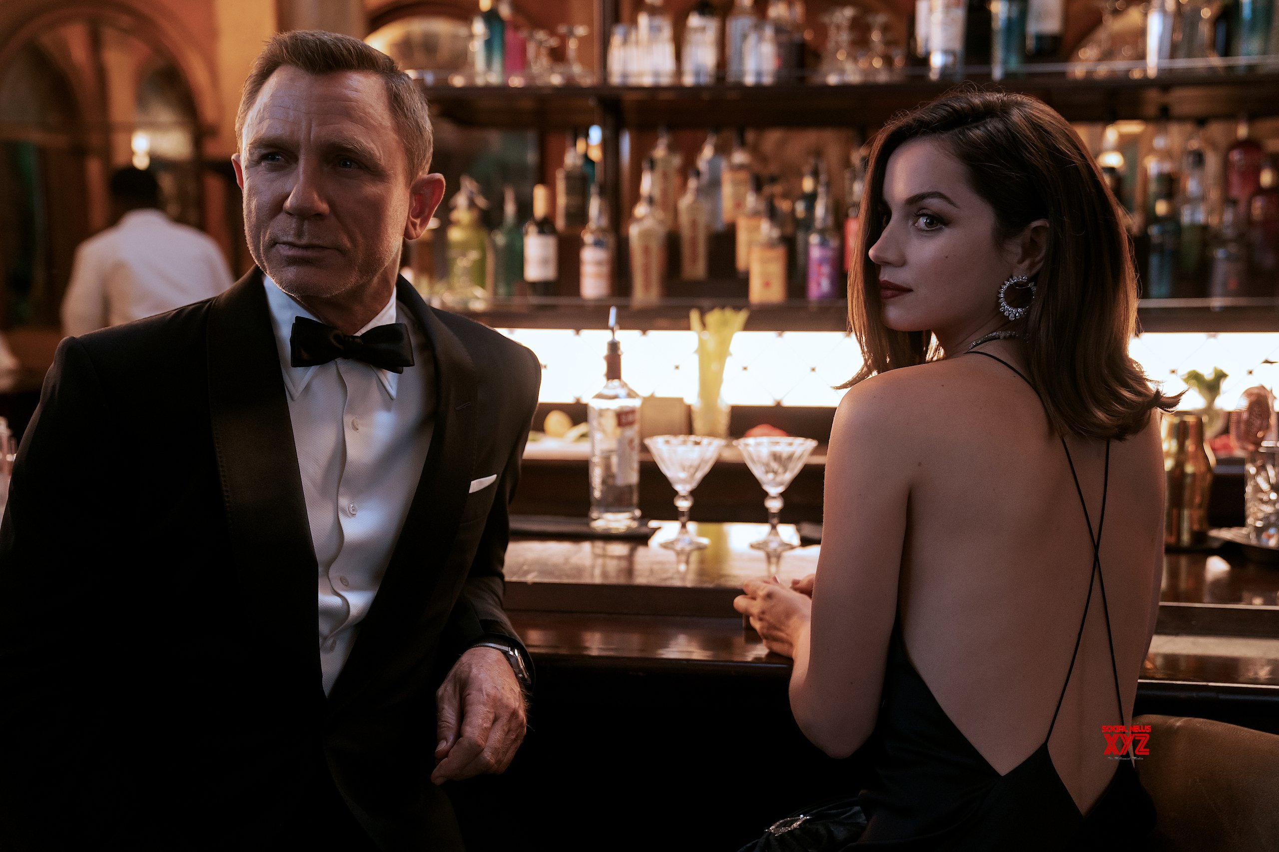 Bond 25th Movie No Time To Die Latest Updated HD Stills