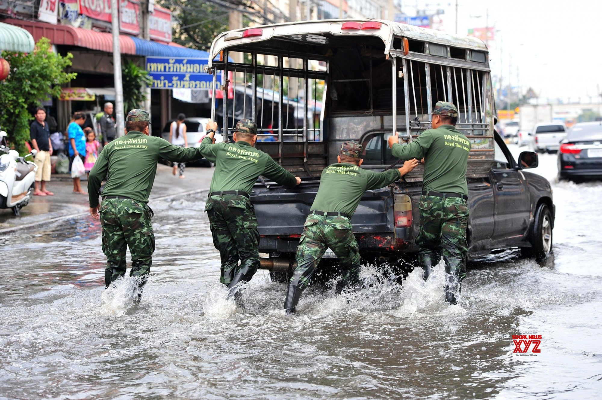 Thai cabinet to inject over $192 mn to deal with flooding, drought