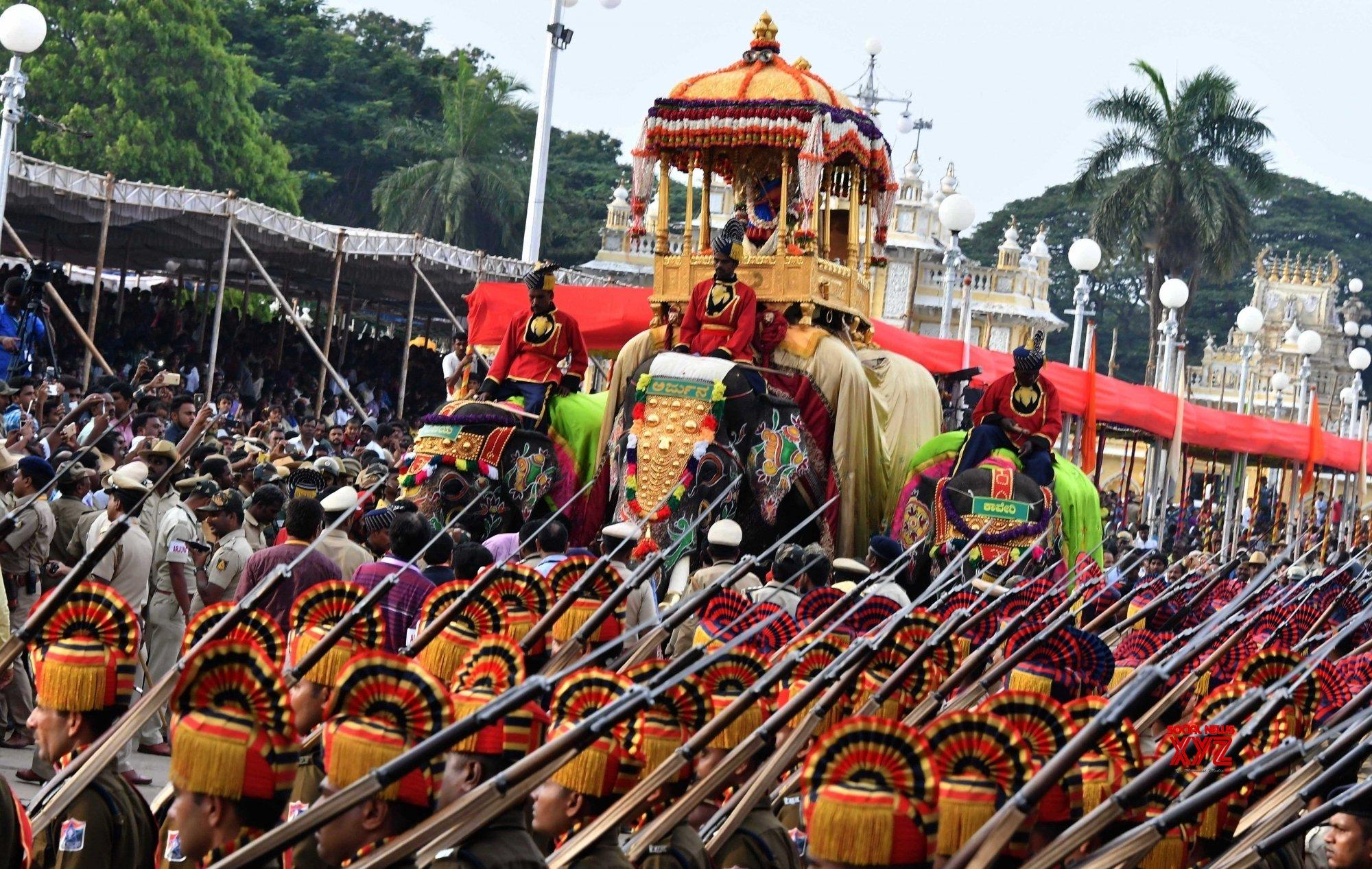 Jumbo Abhimanyu to carry deity at Mysuru Dasara fest