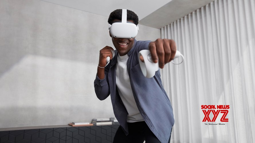 Facebook unveils next gen VR headset Oculus Quest 2