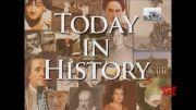 Today in History for September 17th (Video)