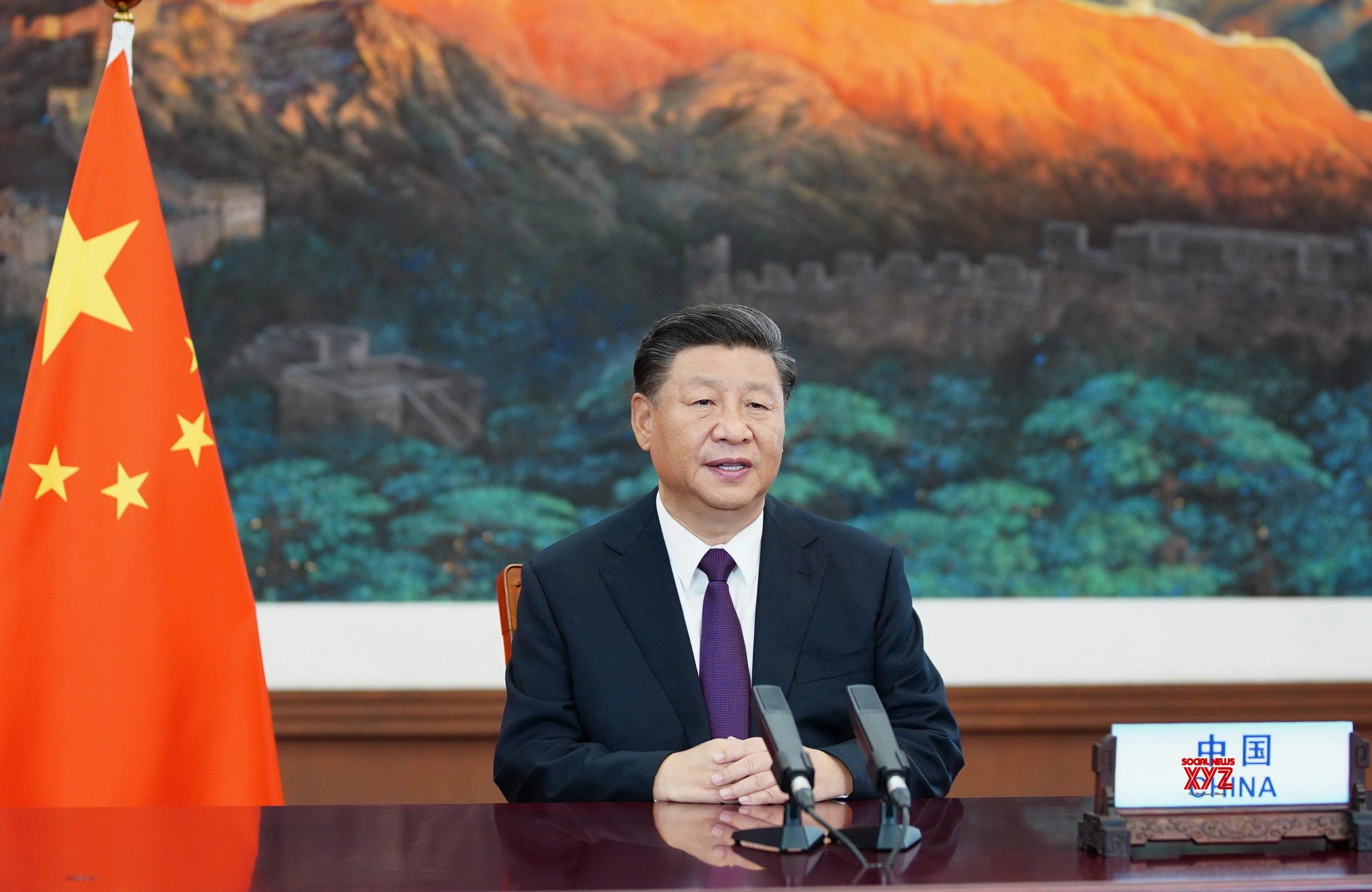 CHINA - BEIJING - XI JINPING - UN - 75TH ANNIVERSARY #Gallery