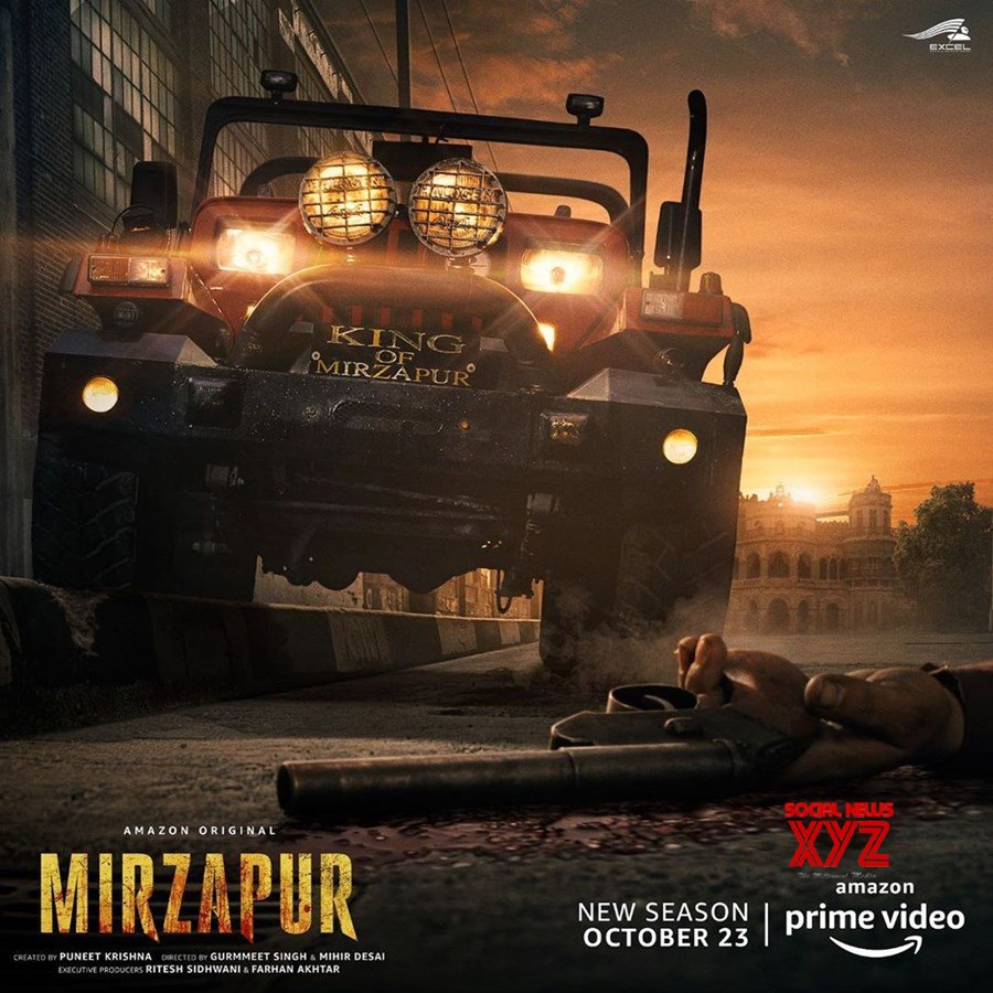 Mirzapur (2020) Hindi Season 2 Complete x265 AAC ESUB