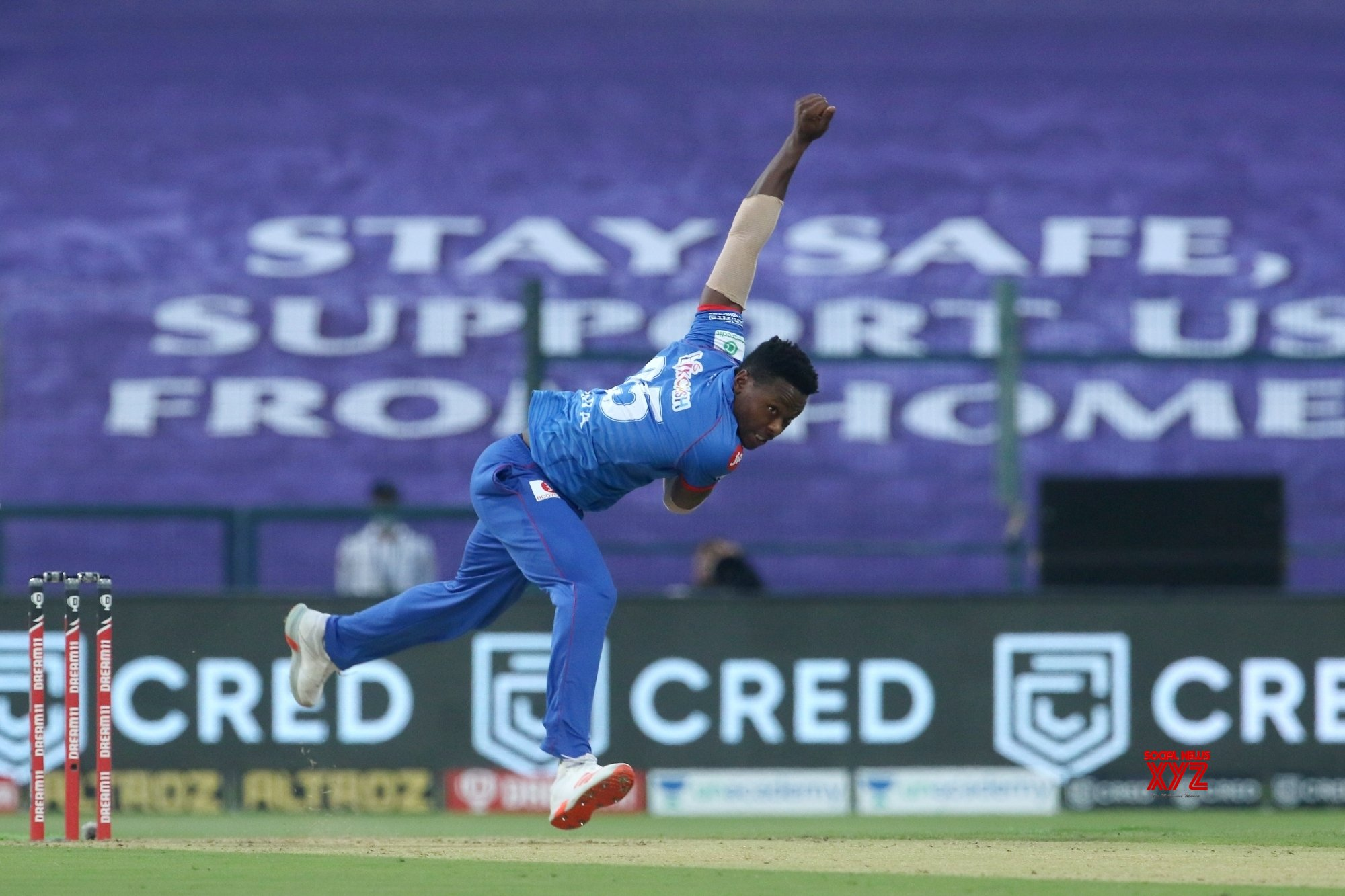 UAE pitches slow but helping seamers: DC speedster Rabada