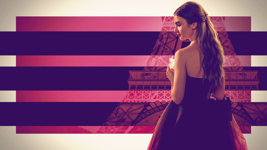 Lily Collins scratches itch to travel with 'Emily in Paris'
