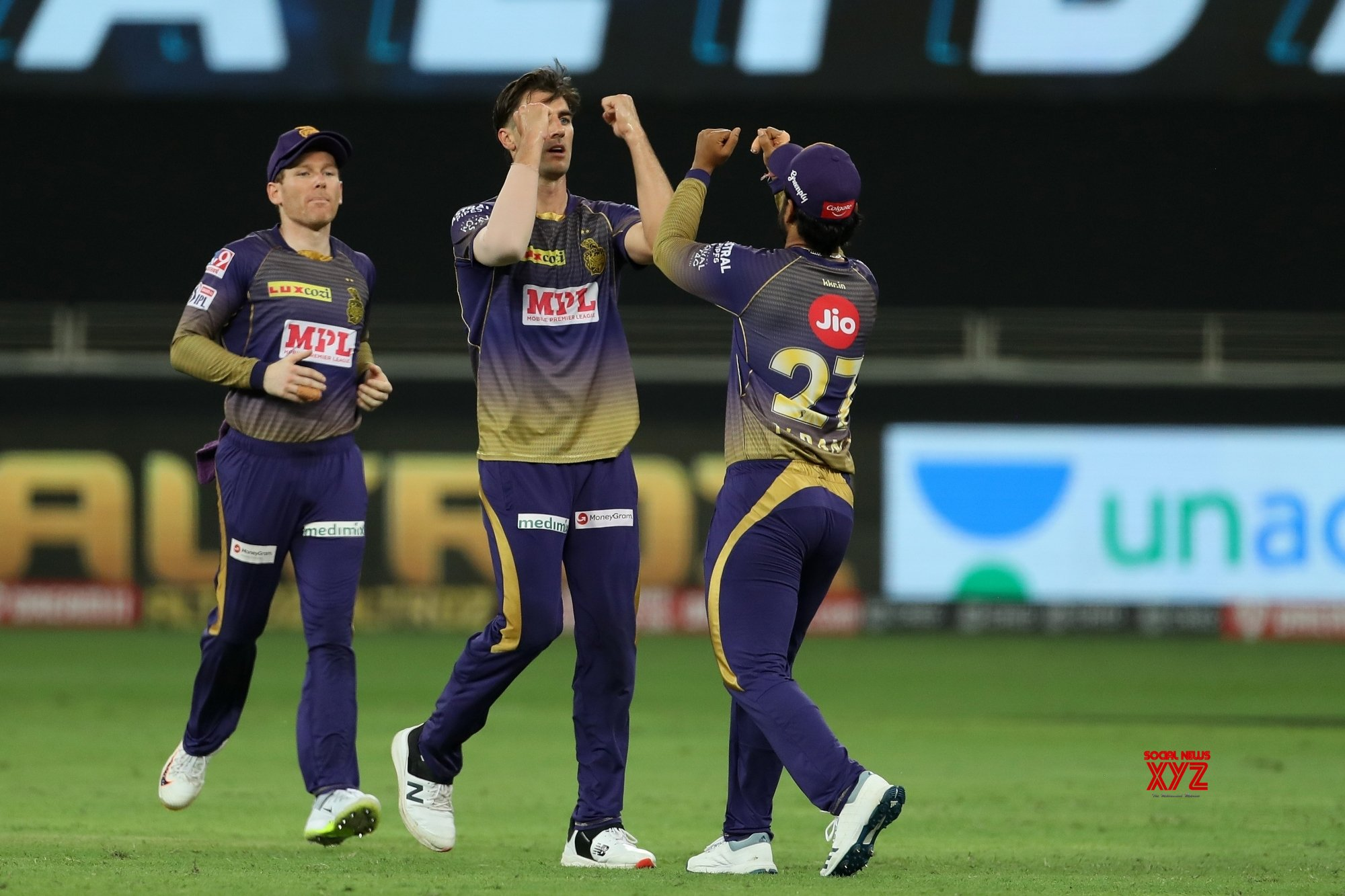 KKR beat SRH after winning their first Super Over