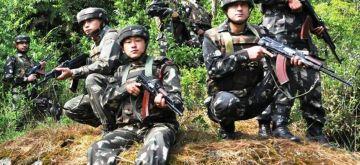 Assam Rifles (Representative Photo)