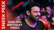 Prabhas Birthday Video Teaser | Darling Prabhas Birthday Video Teaser | Cinemapicha [HD] (Video)