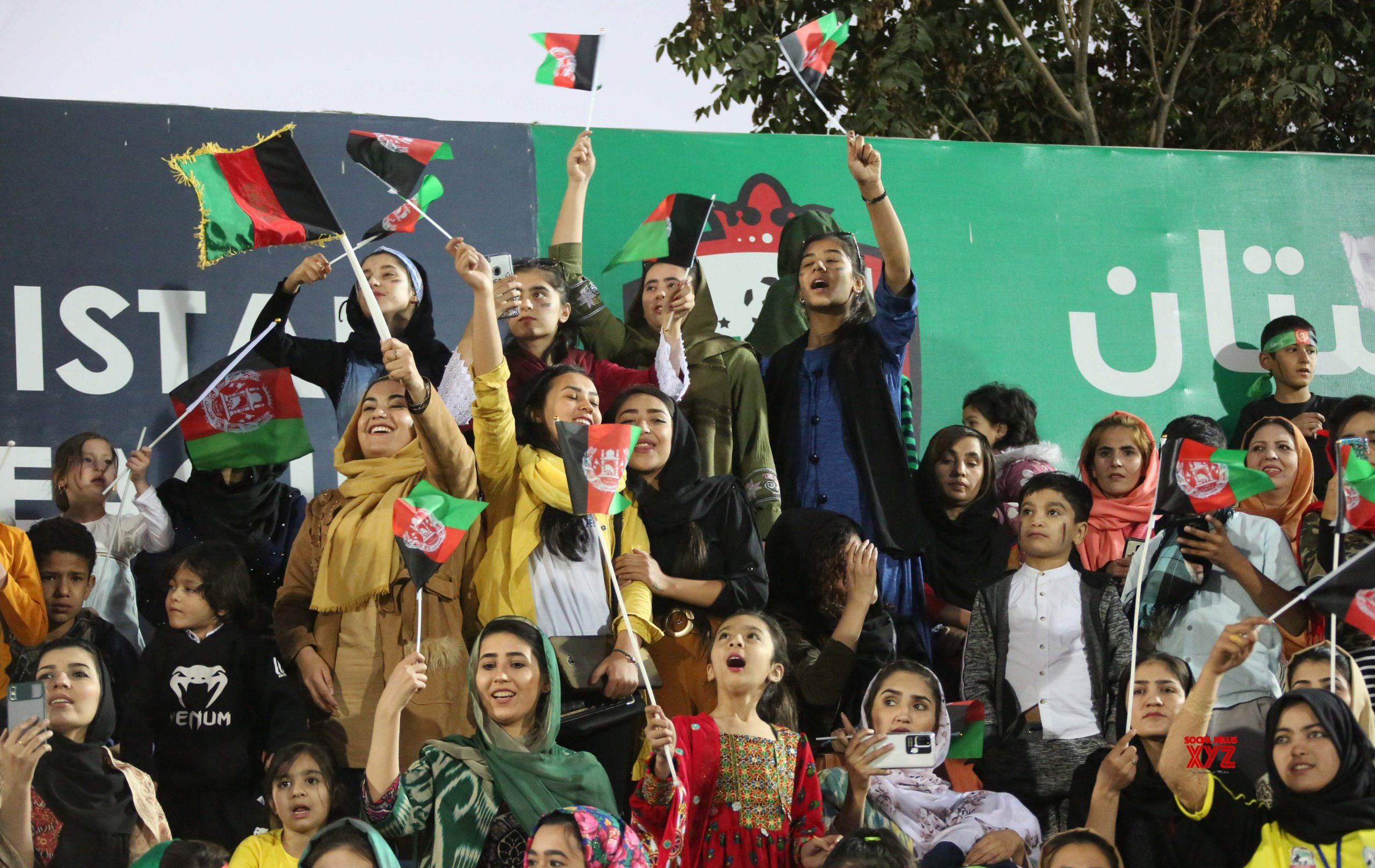 AFGHANISTAN - KABUL - FOOTBALL - PREMIER LEAGUE - FINAL #Gallery