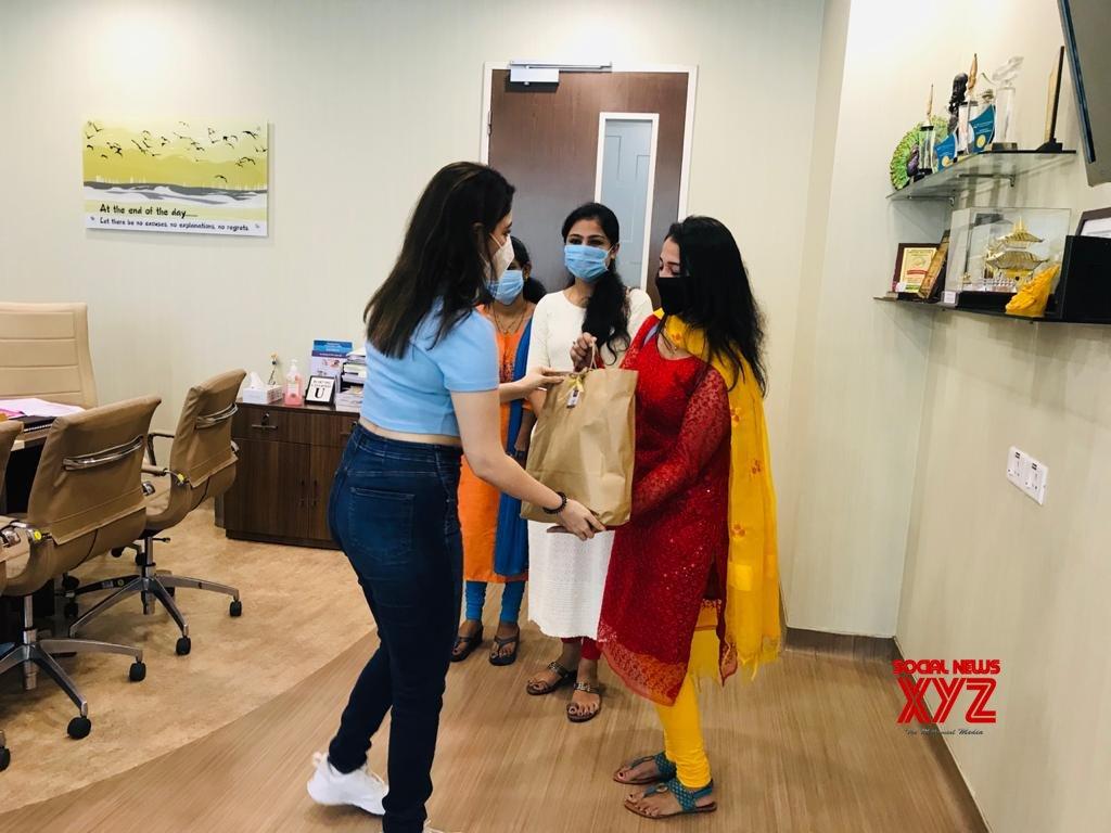 Tamannaah Posts Heartfelt Gratitude For Continental Hospitals On Social Media