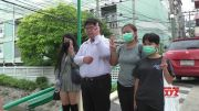 Thai activist charged with intention to harm Queen (Video)
