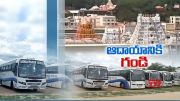 Coronavirus effect on Tirupati APSRTC Tourism  (Video)