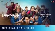 Chhalaang Official Trailer   Rajkummar Rao, Nushrratt Bharuccha   Hansal Mehta   Nov 13 [HD] (Video)